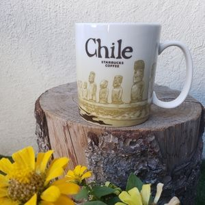 Starbucks Chile mug